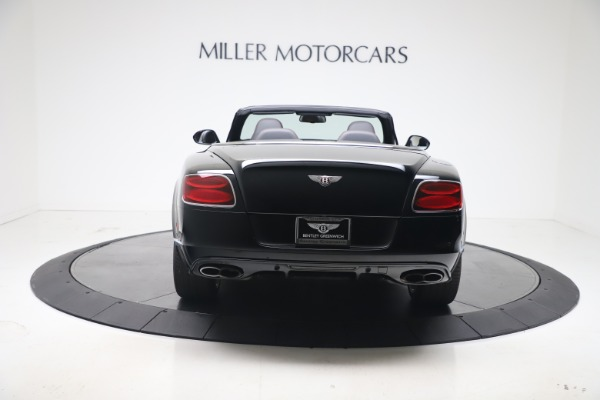 Used 2014 Bentley Continental GT Convertible V8 S for sale $109,900 at Maserati of Greenwich in Greenwich CT 06830 5