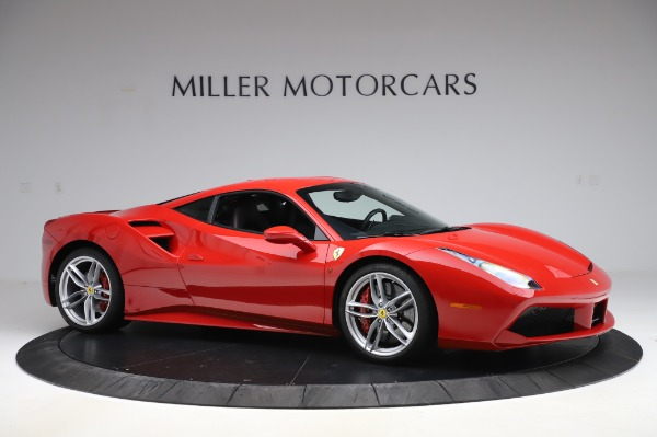 Used 2017 Ferrari 488 GTB for sale $239,900 at Maserati of Greenwich in Greenwich CT 06830 10