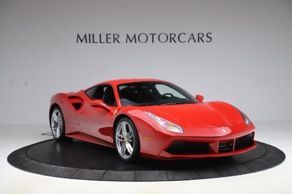 Used 2017 Ferrari 488 GTB for sale $239,900 at Maserati of Greenwich in Greenwich CT 06830 11