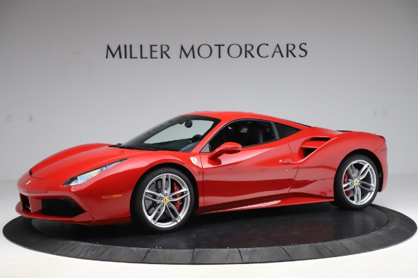 Used 2017 Ferrari 488 GTB for sale $239,900 at Maserati of Greenwich in Greenwich CT 06830 2