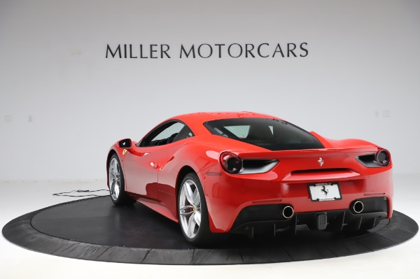 Used 2017 Ferrari 488 GTB for sale $239,900 at Maserati of Greenwich in Greenwich CT 06830 5