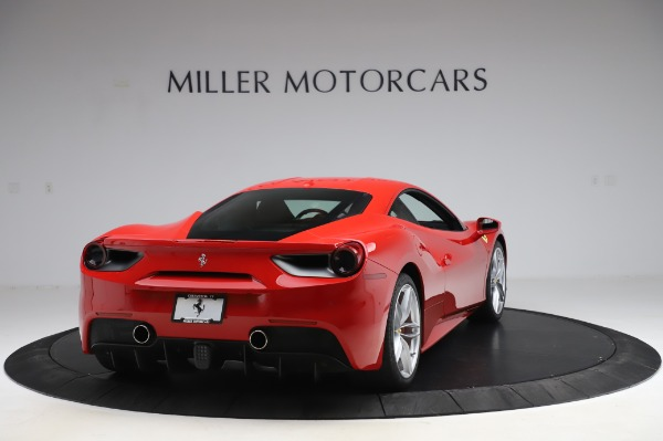 Used 2017 Ferrari 488 GTB for sale $239,900 at Maserati of Greenwich in Greenwich CT 06830 7