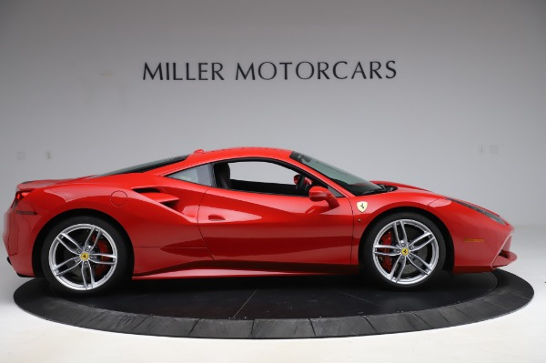 Used 2017 Ferrari 488 GTB for sale $239,900 at Maserati of Greenwich in Greenwich CT 06830 9