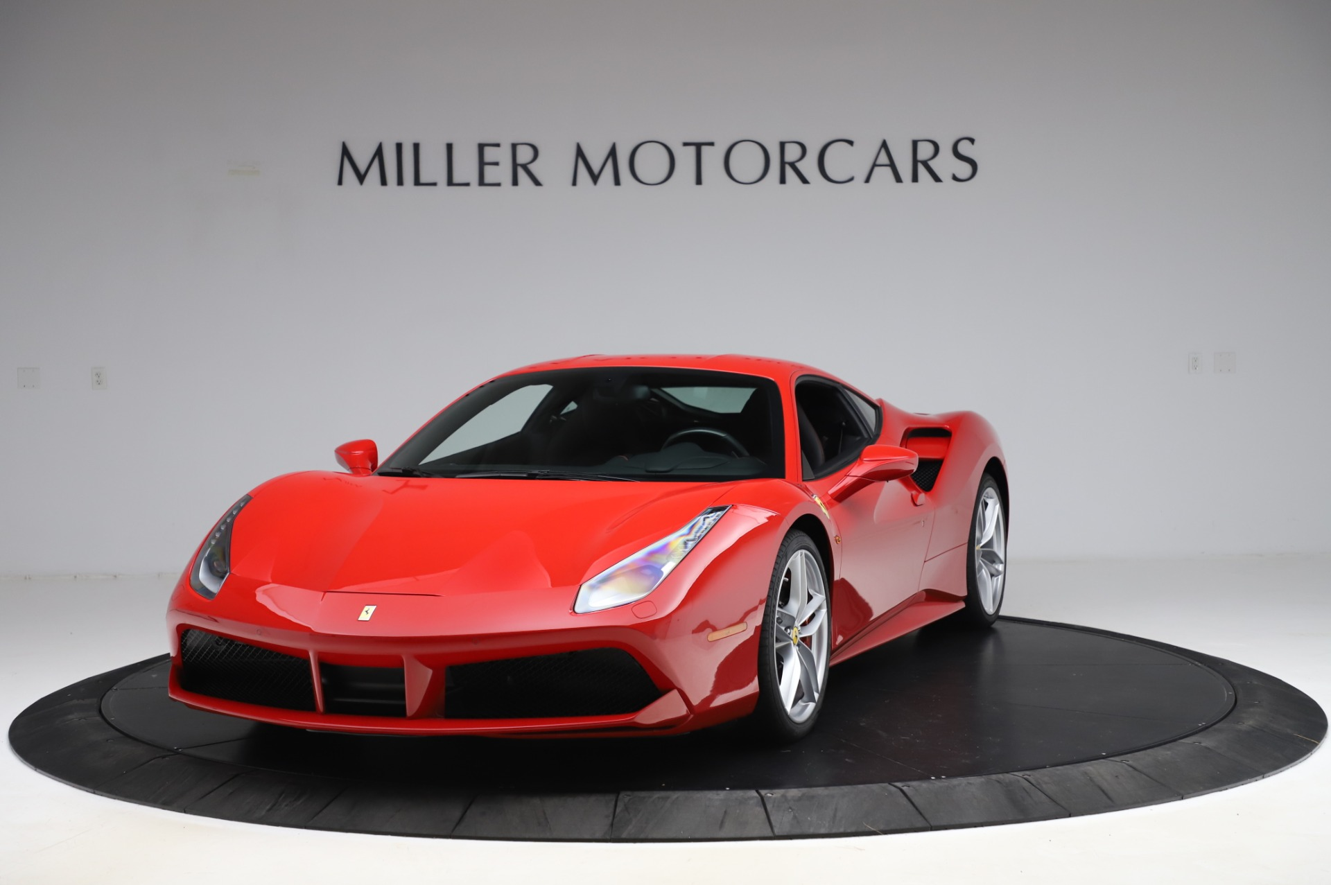 Used 2017 Ferrari 488 GTB for sale $239,900 at Maserati of Greenwich in Greenwich CT 06830 1