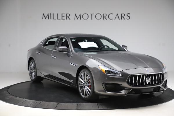 New 2020 Maserati Quattroporte S Q4 GranSport for sale $125,085 at Maserati of Greenwich in Greenwich CT 06830 11