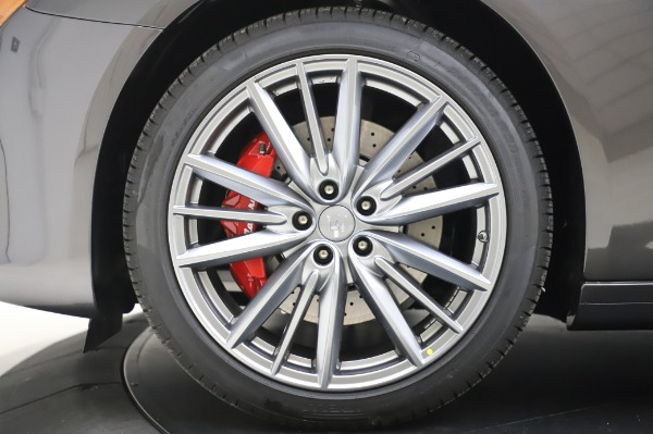 New 2020 Maserati Quattroporte S Q4 GranSport for sale $125,085 at Maserati of Greenwich in Greenwich CT 06830 13
