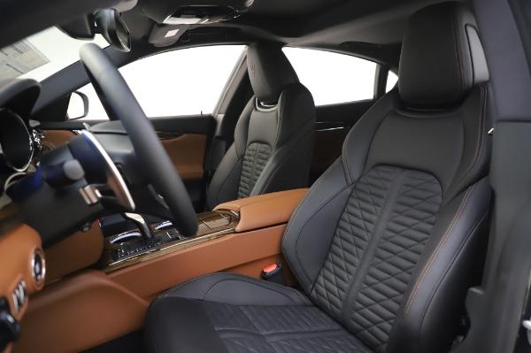 New 2020 Maserati Quattroporte S Q4 GranSport for sale $125,085 at Maserati of Greenwich in Greenwich CT 06830 14