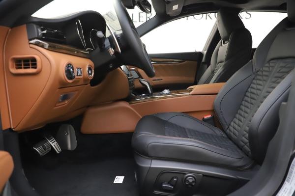 New 2020 Maserati Quattroporte S Q4 GranSport for sale $125,085 at Maserati of Greenwich in Greenwich CT 06830 15