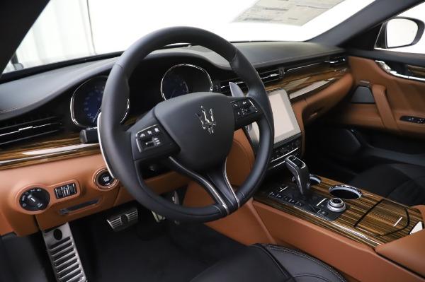 New 2020 Maserati Quattroporte S Q4 GranSport for sale $125,085 at Maserati of Greenwich in Greenwich CT 06830 16