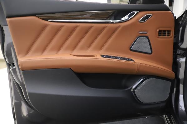 New 2020 Maserati Quattroporte S Q4 GranSport for sale $125,085 at Maserati of Greenwich in Greenwich CT 06830 17