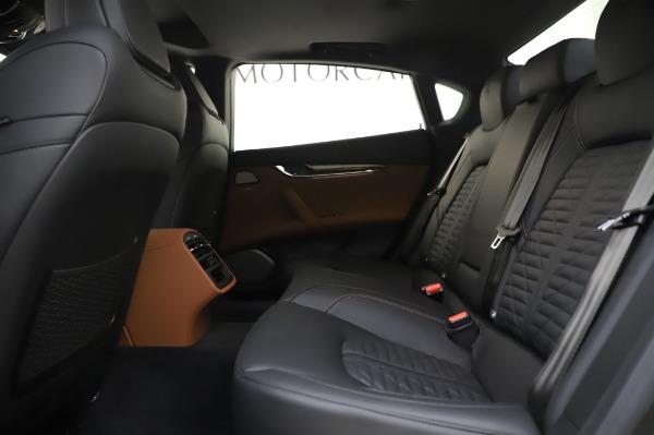 New 2020 Maserati Quattroporte S Q4 GranSport for sale $125,085 at Maserati of Greenwich in Greenwich CT 06830 19