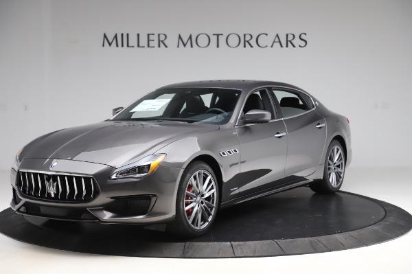 New 2020 Maserati Quattroporte S Q4 GranSport for sale $125,085 at Maserati of Greenwich in Greenwich CT 06830 2