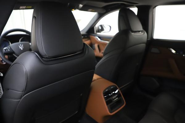New 2020 Maserati Quattroporte S Q4 GranSport for sale $125,085 at Maserati of Greenwich in Greenwich CT 06830 20