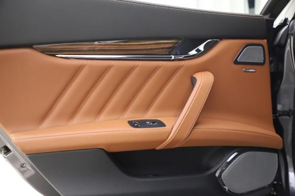 New 2020 Maserati Quattroporte S Q4 GranSport for sale $125,085 at Maserati of Greenwich in Greenwich CT 06830 21