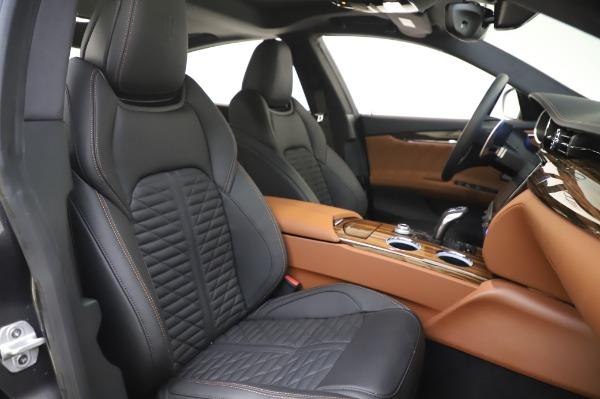 New 2020 Maserati Quattroporte S Q4 GranSport for sale $125,085 at Maserati of Greenwich in Greenwich CT 06830 22