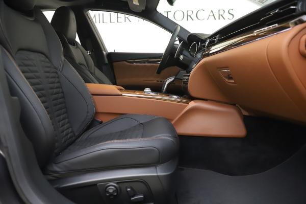 New 2020 Maserati Quattroporte S Q4 GranSport for sale $125,085 at Maserati of Greenwich in Greenwich CT 06830 23