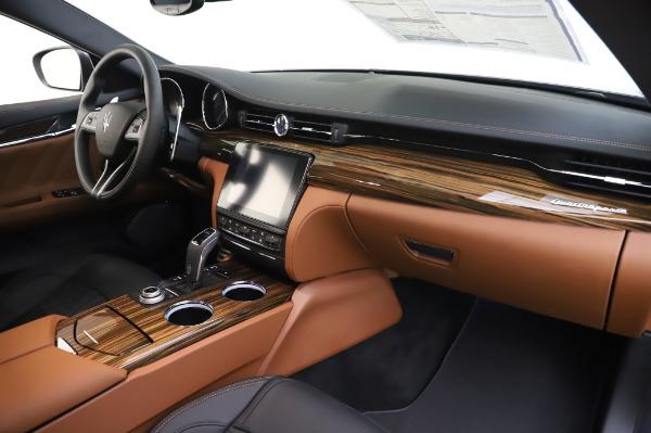 New 2020 Maserati Quattroporte S Q4 GranSport for sale $125,085 at Maserati of Greenwich in Greenwich CT 06830 24