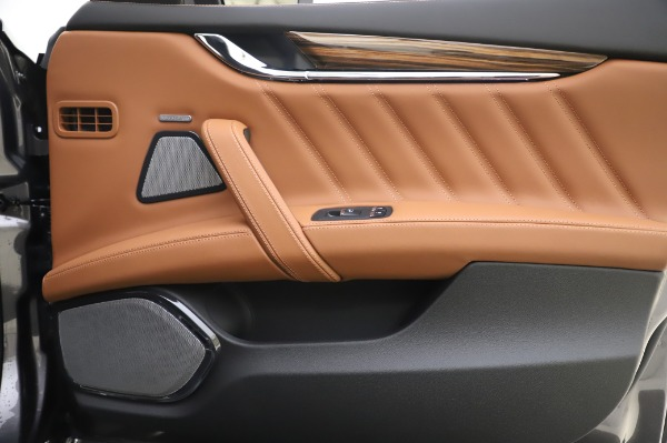 New 2020 Maserati Quattroporte S Q4 GranSport for sale $125,085 at Maserati of Greenwich in Greenwich CT 06830 25