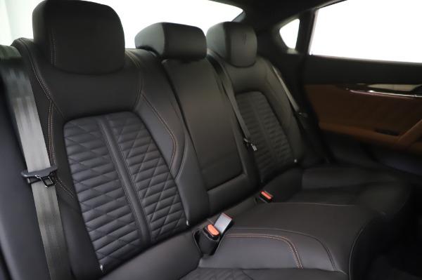 New 2020 Maserati Quattroporte S Q4 GranSport for sale $125,085 at Maserati of Greenwich in Greenwich CT 06830 27