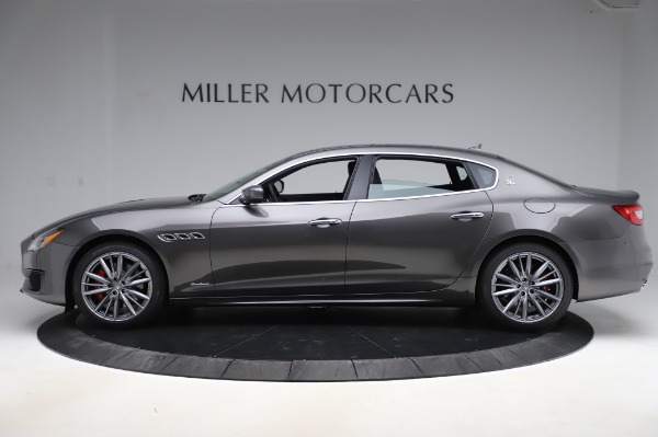 New 2020 Maserati Quattroporte S Q4 GranSport for sale $125,085 at Maserati of Greenwich in Greenwich CT 06830 3