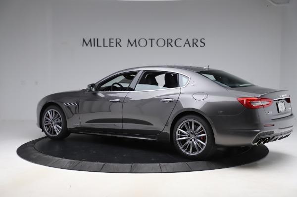New 2020 Maserati Quattroporte S Q4 GranSport for sale $125,085 at Maserati of Greenwich in Greenwich CT 06830 4