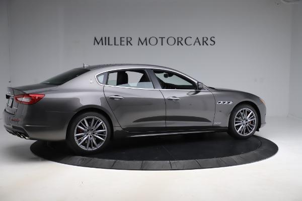 New 2020 Maserati Quattroporte S Q4 GranSport for sale $125,085 at Maserati of Greenwich in Greenwich CT 06830 8
