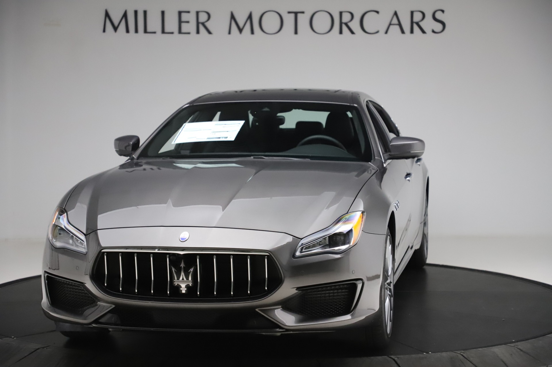New 2020 Maserati Quattroporte S Q4 GranSport for sale $125,085 at Maserati of Greenwich in Greenwich CT 06830 1