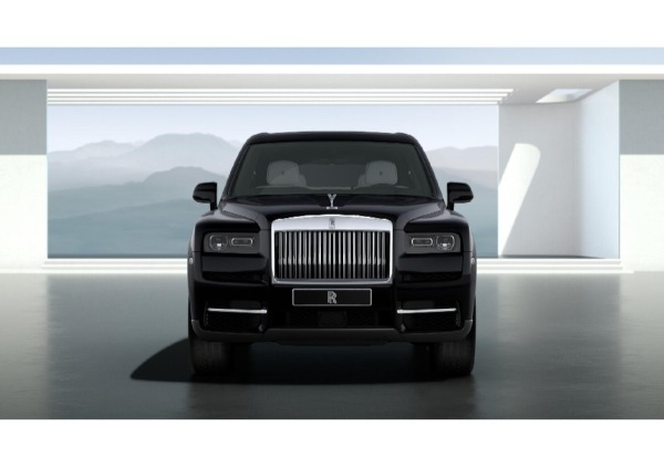 New 2021 Rolls-Royce Cullinan for sale $376,075 at Maserati of Greenwich in Greenwich CT 06830 2