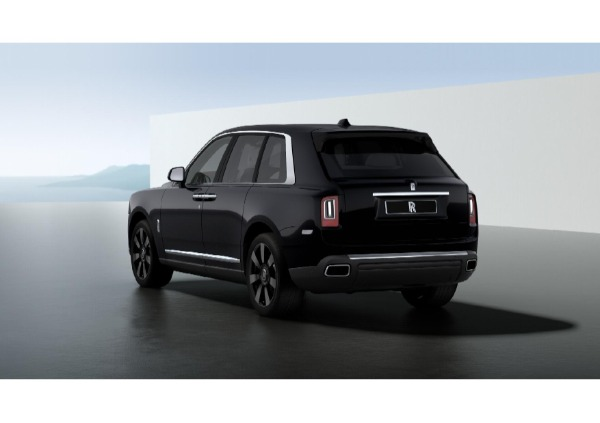 New 2021 Rolls-Royce Cullinan for sale $376,075 at Maserati of Greenwich in Greenwich CT 06830 3