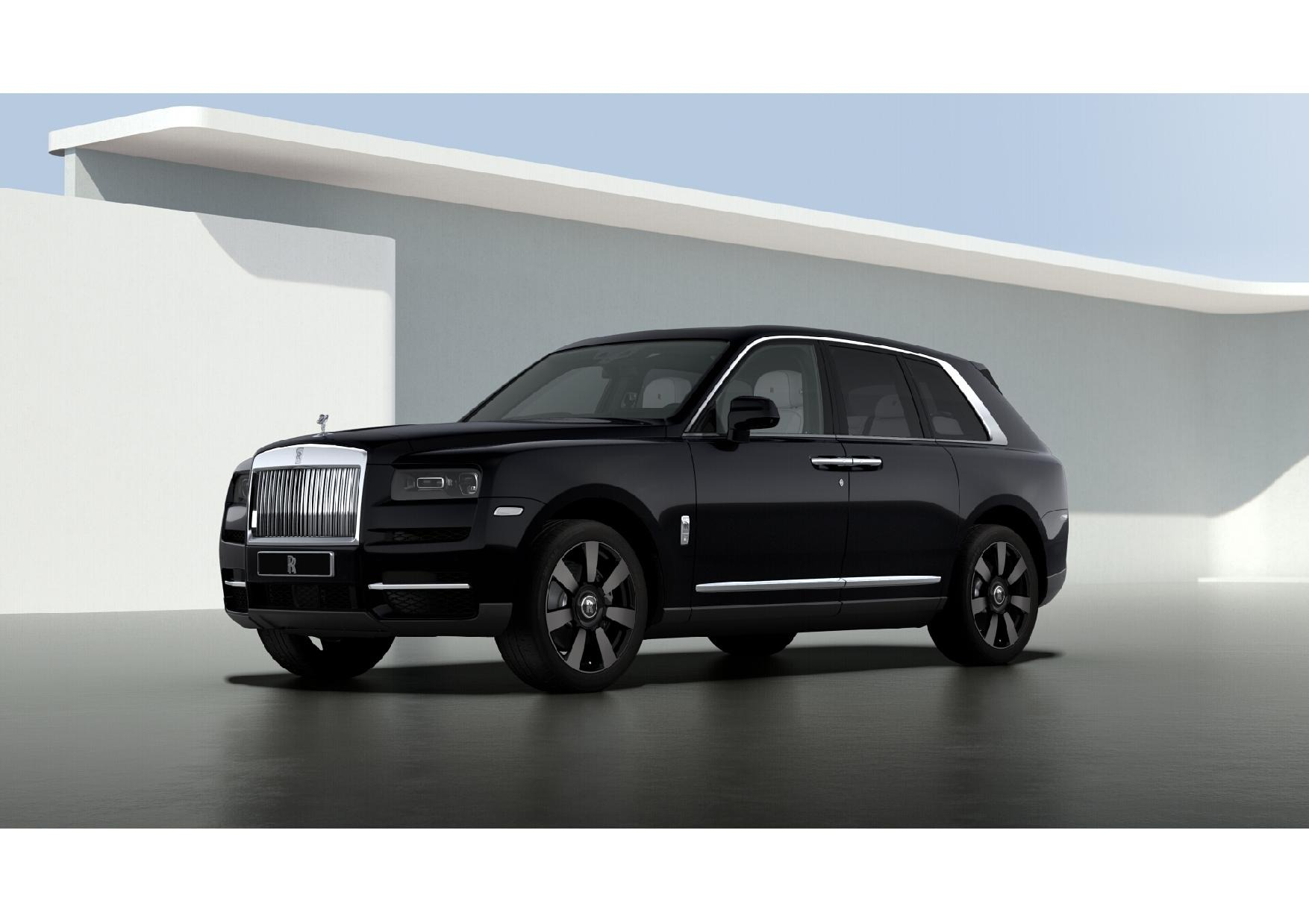 New 2021 Rolls-Royce Cullinan for sale $376,075 at Maserati of Greenwich in Greenwich CT 06830 1