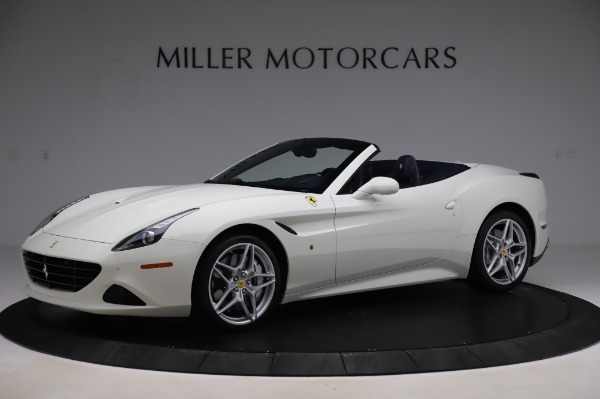 Used 2016 Ferrari California T for sale Sold at Maserati of Greenwich in Greenwich CT 06830 3