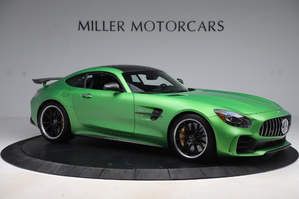 Used 2019 Mercedes-Benz AMG GT R for sale $155,900 at Maserati of Greenwich in Greenwich CT 06830 10