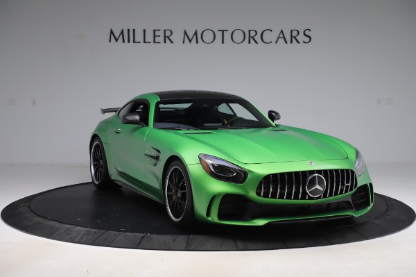 Used 2019 Mercedes-Benz AMG GT R for sale $155,900 at Maserati of Greenwich in Greenwich CT 06830 11