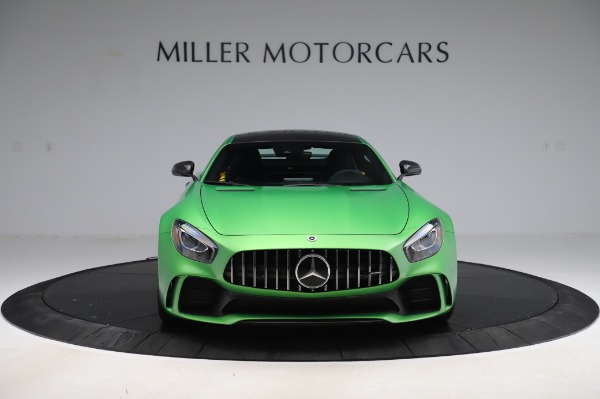 Used 2019 Mercedes-Benz AMG GT R for sale $155,900 at Maserati of Greenwich in Greenwich CT 06830 12