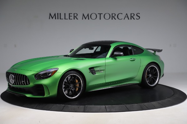 Used 2019 Mercedes-Benz AMG GT R for sale $155,900 at Maserati of Greenwich in Greenwich CT 06830 2