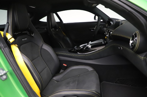 Used 2019 Mercedes-Benz AMG GT R for sale $155,900 at Maserati of Greenwich in Greenwich CT 06830 20