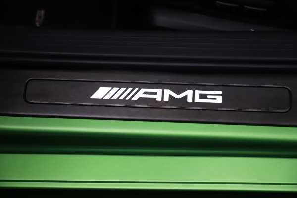 Used 2019 Mercedes-Benz AMG GT R for sale $155,900 at Maserati of Greenwich in Greenwich CT 06830 27