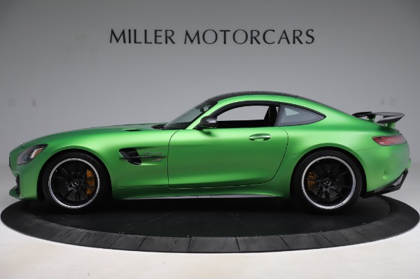 Used 2019 Mercedes-Benz AMG GT R for sale $155,900 at Maserati of Greenwich in Greenwich CT 06830 3