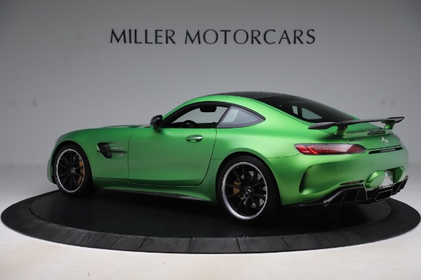 Used 2019 Mercedes-Benz AMG GT R for sale $155,900 at Maserati of Greenwich in Greenwich CT 06830 4