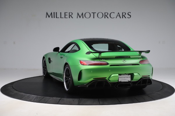 Used 2019 Mercedes-Benz AMG GT R for sale $155,900 at Maserati of Greenwich in Greenwich CT 06830 5