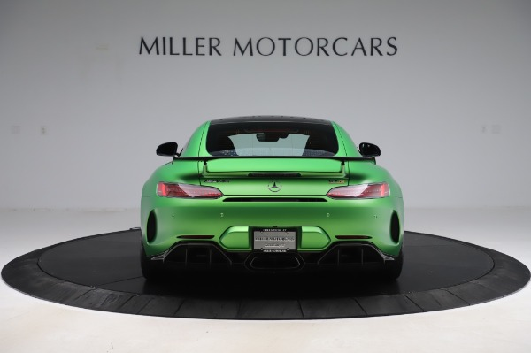 Used 2019 Mercedes-Benz AMG GT R for sale $155,900 at Maserati of Greenwich in Greenwich CT 06830 6
