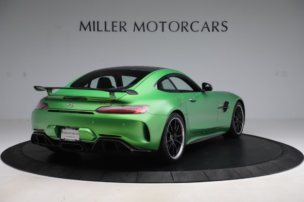 Used 2019 Mercedes-Benz AMG GT R for sale $155,900 at Maserati of Greenwich in Greenwich CT 06830 7