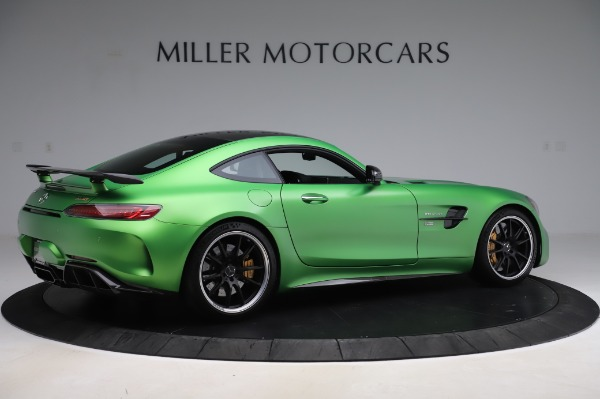 Used 2019 Mercedes-Benz AMG GT R for sale $155,900 at Maserati of Greenwich in Greenwich CT 06830 8