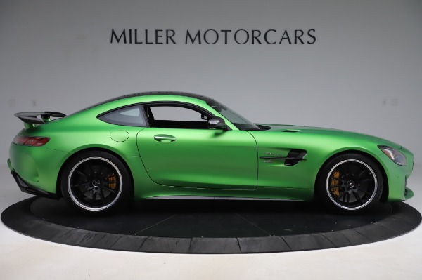 Used 2019 Mercedes-Benz AMG GT R for sale $155,900 at Maserati of Greenwich in Greenwich CT 06830 9