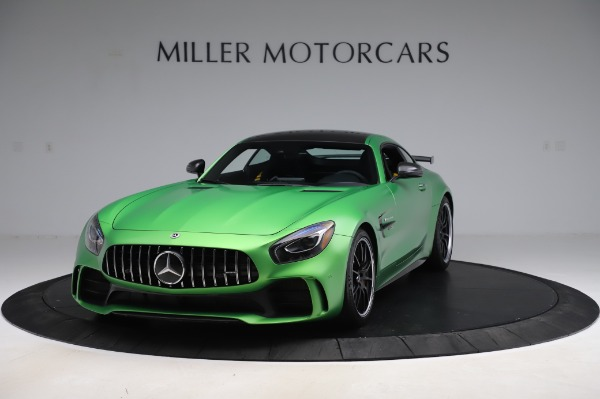 Used 2019 Mercedes-Benz AMG GT R for sale $155,900 at Maserati of Greenwich in Greenwich CT 06830 1