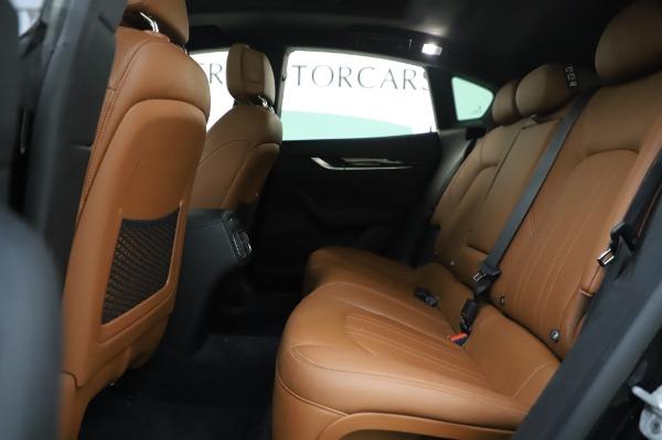 Used 2017 Maserati Levante Q4 for sale $51,900 at Maserati of Greenwich in Greenwich CT 06830 19