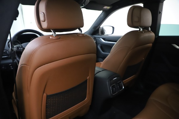 Used 2017 Maserati Levante Q4 for sale $51,900 at Maserati of Greenwich in Greenwich CT 06830 20