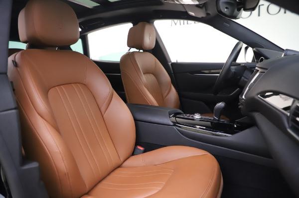 Used 2017 Maserati Levante Q4 for sale $51,900 at Maserati of Greenwich in Greenwich CT 06830 21