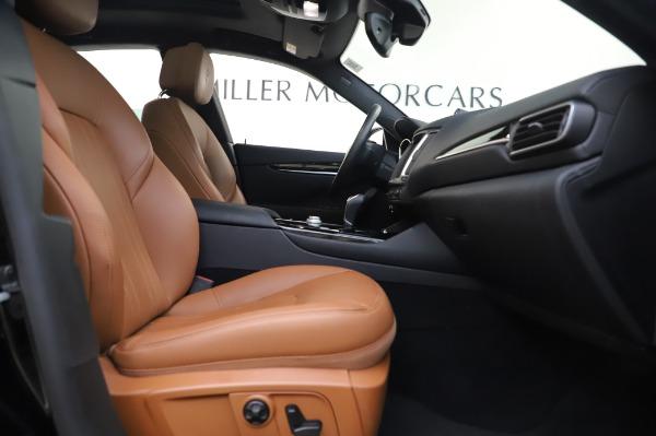 Used 2017 Maserati Levante Q4 for sale $51,900 at Maserati of Greenwich in Greenwich CT 06830 22
