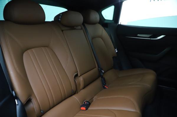Used 2017 Maserati Levante Q4 for sale $51,900 at Maserati of Greenwich in Greenwich CT 06830 24
